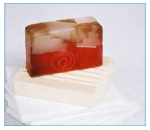Strawberry Jam Soap